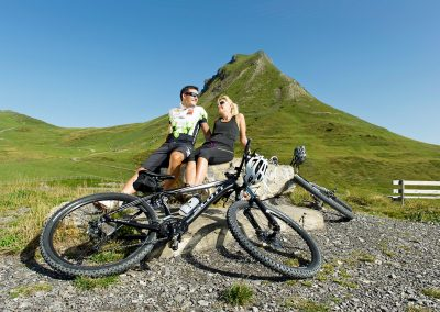Mountainbiken-Damuels
