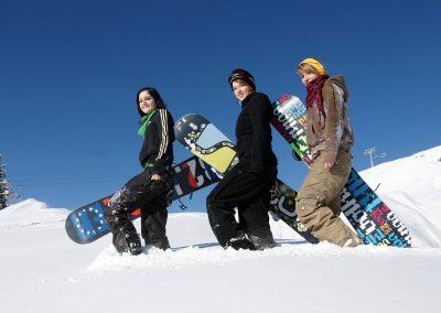 Snowboard-Damuels